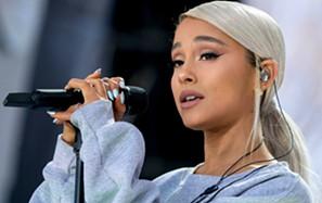 Ariana Grande alcança o #1 da Billboard Hot 100 pela primeira vez