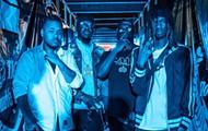 Surpresa: Já podes ouvir o disco de estreia dos Wet Bed Gang