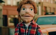 Ed Sheeran vira boneco
