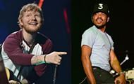 "Ed Sheeran lança ""Cross Me"" com Chance the Rapper e PnB Rock"