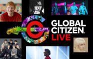 """""""Global Citizen Live"""" em setembro e volta a reunir os melhores do mundo"""
