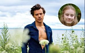 Harry Styles: o bom samaritano