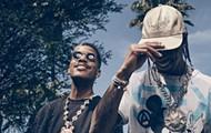 O projeto de Travis Scott e Kid Cudi entrou diretamente para #1 na tabela de singles dos USA