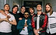Os Maroon 5 estão de volta!