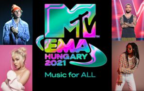 Já são conhecidos os nomeados para os MTV - Europe Music Awards 2021