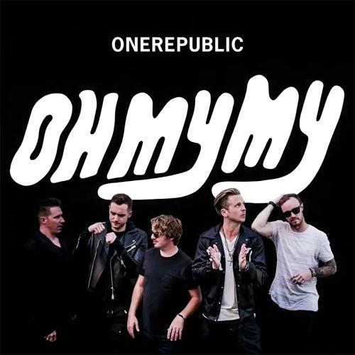 One Republic divulgam capa do seu novo disco