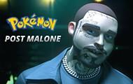 Pokémon Day: Post Malone junta-se às celebrações com concerto virtual