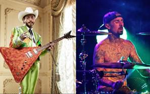 Post Malone e Travis Berker (Blink-182) estão a compor em conjunto