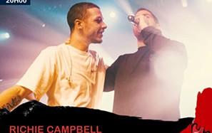 Slow J convida Richie Campell