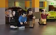 """Está quase a chegar um set imperdível da Lego Ideas para os fãs de """"Seinfeld"""""""