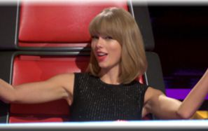 Taylor Swift está de volta ao The Voice!