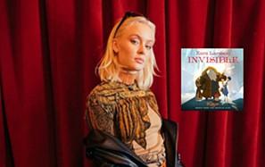 Zara Larsson tem música na banda sonora de