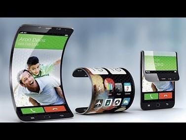 Samsung prepara-se para mostrar telefone que se dobra em
