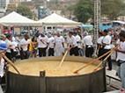 Cabo Verde entra para o Guinness com a maior cachupa do mundo