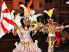 Carnaval de Verão anima ruas de Mindelo