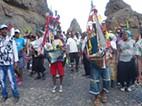 Desfile de tamboreiros marca arranque das festas de São João no Porto Novo
