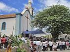 Maio: Festeiros de Santa Cruz apelam à criação de casa da Tabanca na ilha