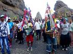 Porto Novo: Imagem do santo padroeiro regressa a casa