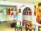 Kaza d'Artista, a nova galeria de arte em Santa Maria