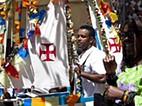 Ribeira das Patas vence desfile de grupos de São João no Porto Novo