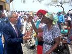 """Porto Novo: PR """"impressionado"""" com civismo nas festividades de São João"""