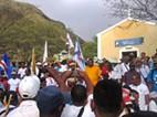 Porto Novo: Festas encerradas com regresso da imagem do santo padroeiro à Ribeira das Patas