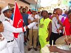 Tabanka da ASA sai à rua com mais de 300 figurantes para recuperar santo roubado