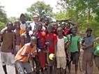 Viagens Soltas | Guiné-Bissau: Dormir num restaurante