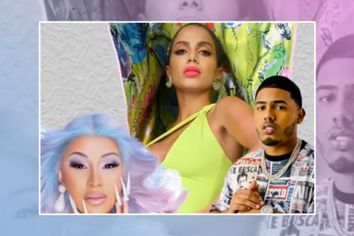 Fim do mistério: Anitta anuncia parceria com Cardi B