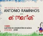 "Thumbnail artigo Passatempo ""António Raminhos Apresenta: As Marias"""