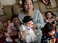 Bonecas com alma de crianças - a nova superstição na Tailândia