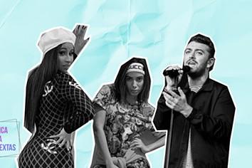Música Nova Às Sextas: dos 'diamantes' de Sam Smith à festa multicultural de Anitta com Cardi B