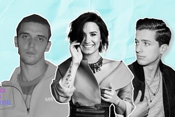 Música Nova às Sextas: entre a balada de Demi Lovato e a festa de verão de Charlie Puth