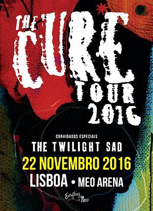 THE CURE Tour 2016