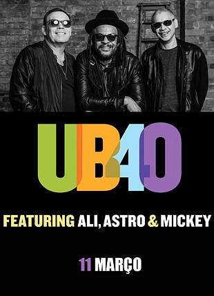 UB40 FEATURING  ALI ASTRO E MICKEY