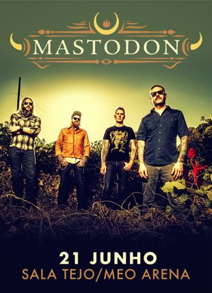 MASTODON and SPECIAL GUESTS