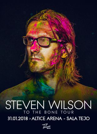 STEVEN WILSON  AN EVENING WITH