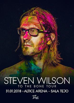 STEVEN WILSON  AN EVENING WITH