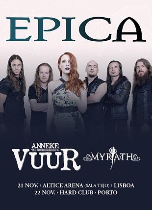 EPICA - VUUR - MYRATH