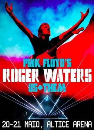 VIP PACKAGES ROGER WATERS US + THEM TOUR