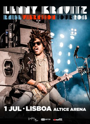 LENNY KRAVITZ RAISE VIBRATION TOUR 2018