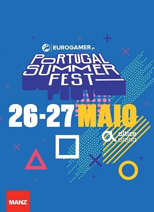 EUROGAMER PORTUGAL SUMMER FEST