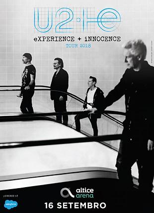 U2 EXPERIENCE+INNOCENCE TOUR