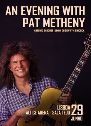 AN EVENING WITH PAT METHENY