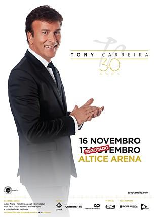 TONY CARREIRA 30 ANOS DE CANÇÕES