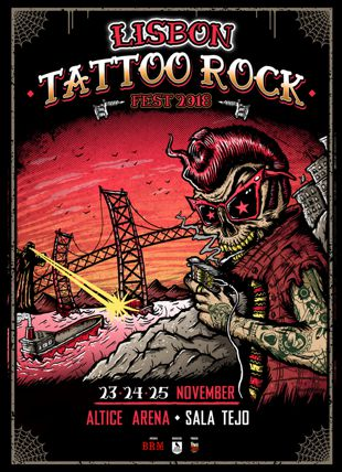 LISBON TATTOO ROCK FEST