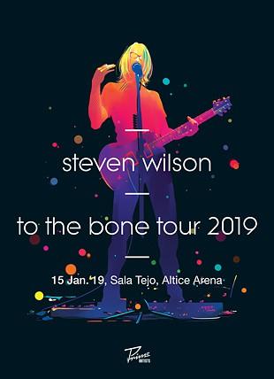 STEVEN WILSON - TO THE BONE TOUR 2019