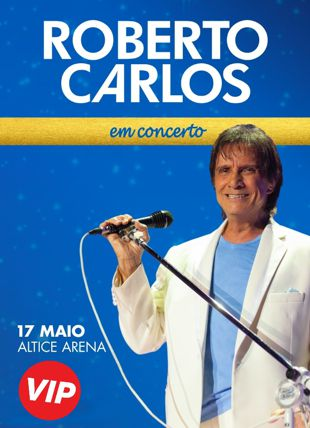 ROBERTO CARLOS - PACK VIP