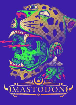 MASTODON + KVELERTAK + MUTOID MAN
