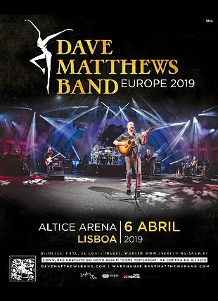 DAVE MATTHEWS BAND EUROPE 2019